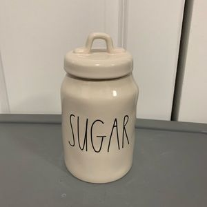 PRICE FIRM New Rae dunn sugar canister